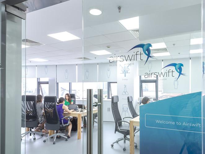 Modern Kantoor Interieur : Het bouwen van een modern kantoor studio van doorn interior